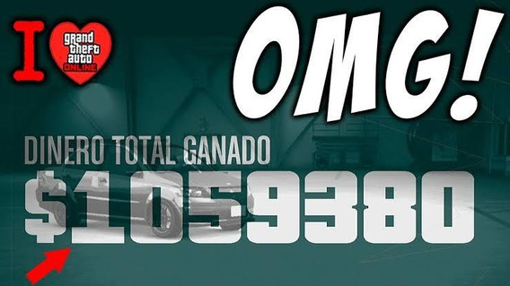 Dinero Gta 5 Online Ps4 Un Millon
