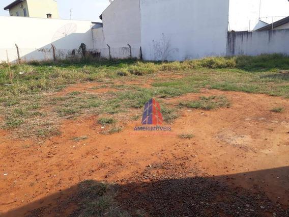 Terreno Residencial Para Locação, Jardim Dona Regina, Santa Bárbara D