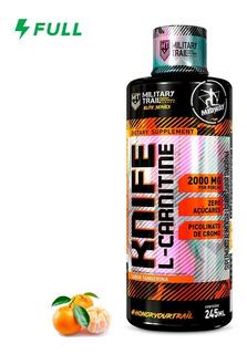 Emagrecedor Knife L-carnitine 2000 - 245ml - Midway