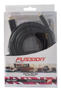 Cable Plano Hdmi Fussion