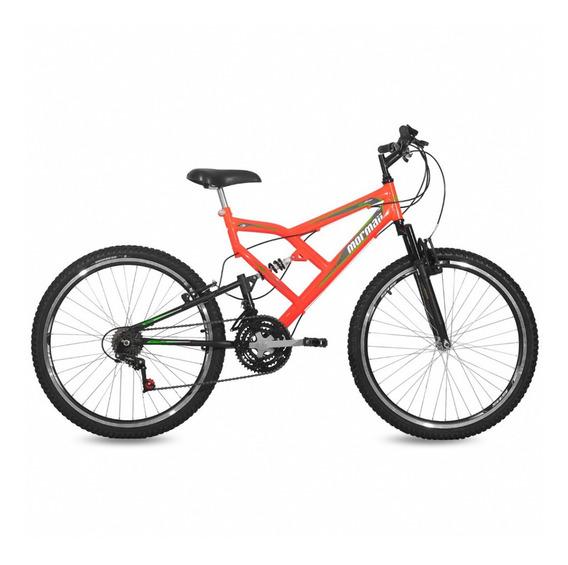 Bicicleta Mormaii Full Big Rider Aro 26