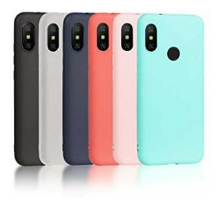 Forro Silicon Xiaomi Redmi Note 7 Nuevos