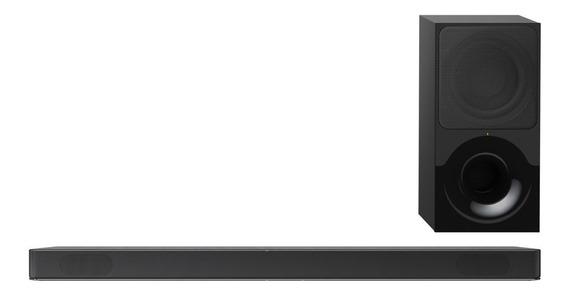 Barra De Sonido Sony 2.1 Canales Bluetooth Ht-x9000f