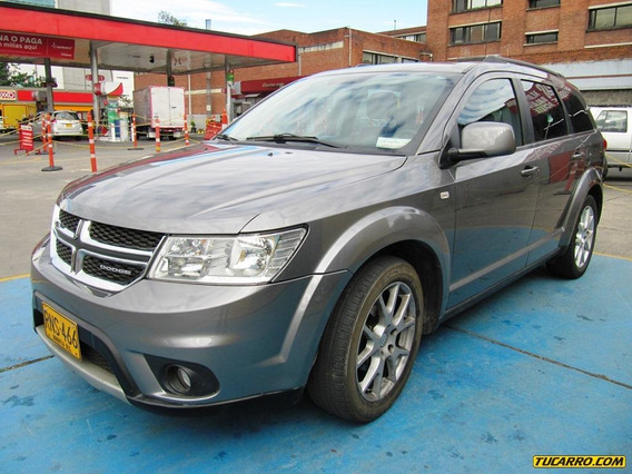 Dodge Journey 3600cc 4x2 At Aa