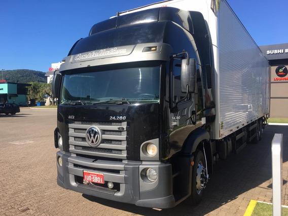 Caminhão Vw/24.280 Crm