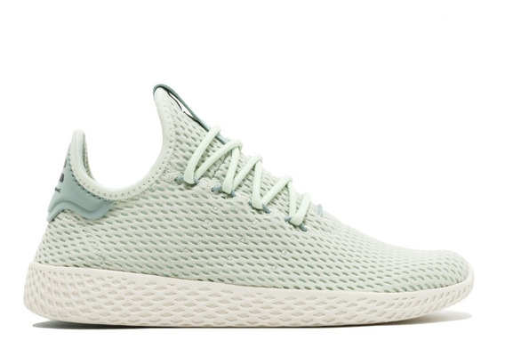 Tenis adidas Niño Verde Pharrell Williams Hu J Cp9806