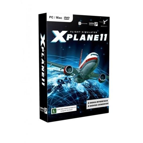 X Plane 11 (em Português)