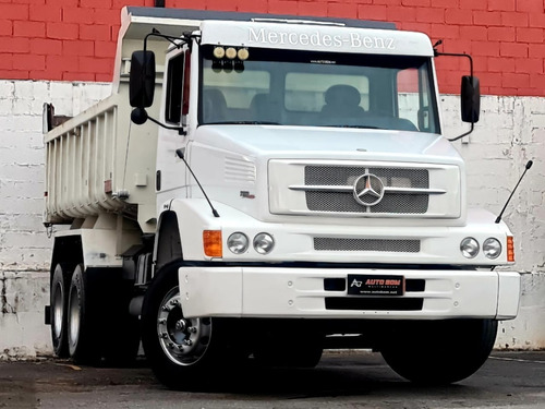 Mb 1620 6x2 Ls Top Break  Cacamba Ñ É Ford Cargo 1113 1119