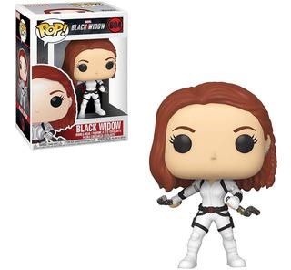 Funko Pop Black Widow Black Widow (white Suit)
