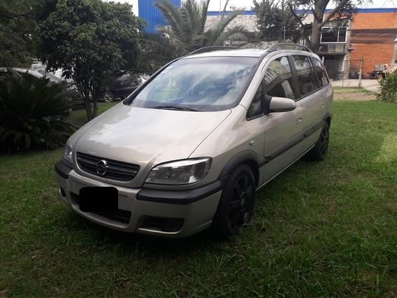 Chevrolet Zafira 2.0 Gls 7 Asientos Año 2005