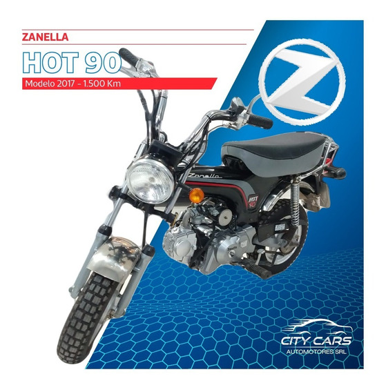 Zanella Hot 90cc