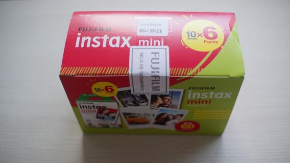 Filmes Instax Mini Da Fujifilm (original)