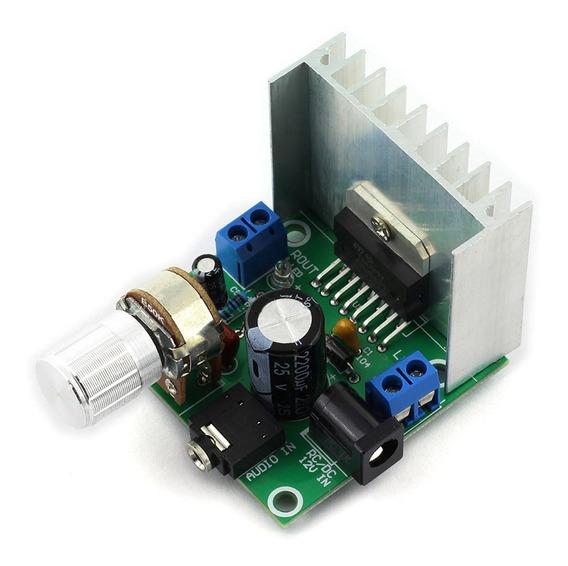 2x15w Tda7297 Digital Audio Amplificador 30w Electronicmind