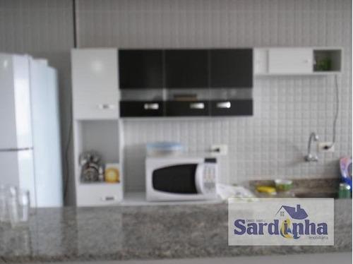 Imagem 1 de 12 de Apartamento À Venda - Cidade Ocian - Praia Grande - 2025