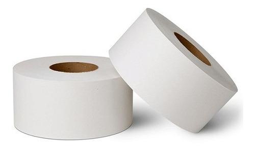 Papel Higienico Blanco X 500 Mts. (funda X 8 Rollos)