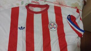 Camisa Seleção Paraguai adidas Nº15 !