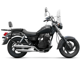 Zanella Custom 250 2019 0km Rbk Motos