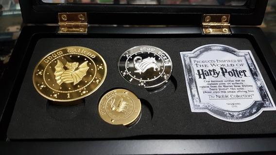 Harry Potter Monedas Gringotts Coin Collection - Tnc