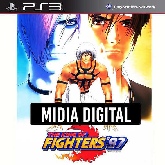Ps3 - The King Of Fighters Kof 97
