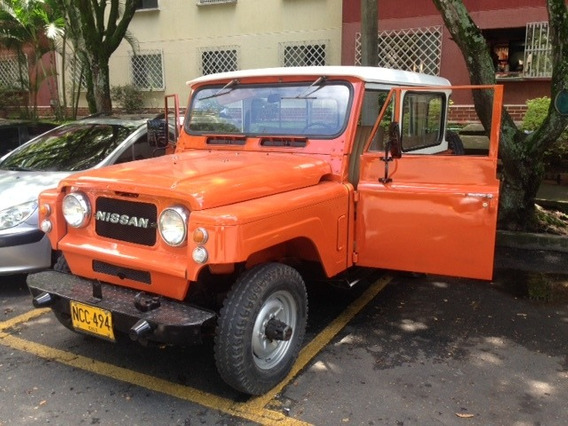 Nissan Patrol Lg60
