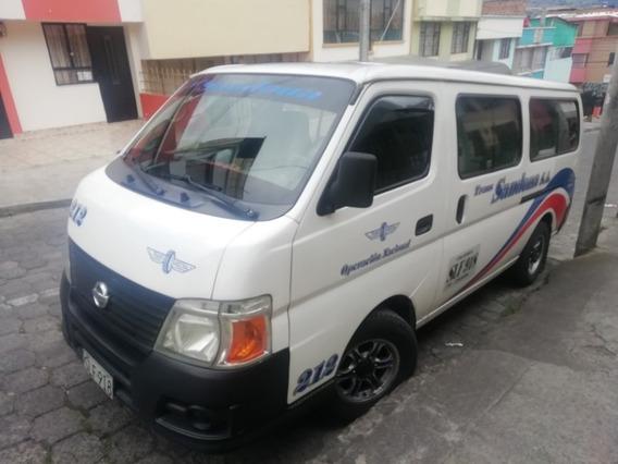 Nissan Urvan Modelo 2008