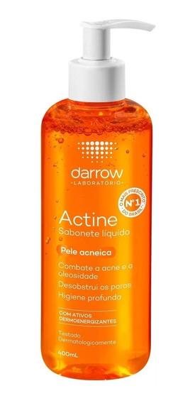 Darrow Actine Pele Acneica - Sabonete Líquido Facial 400ml