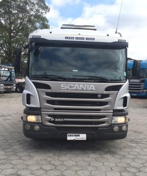 Scania/p-360 14/14 Prata Opticruse 6x2!!!!motor Feito!!!