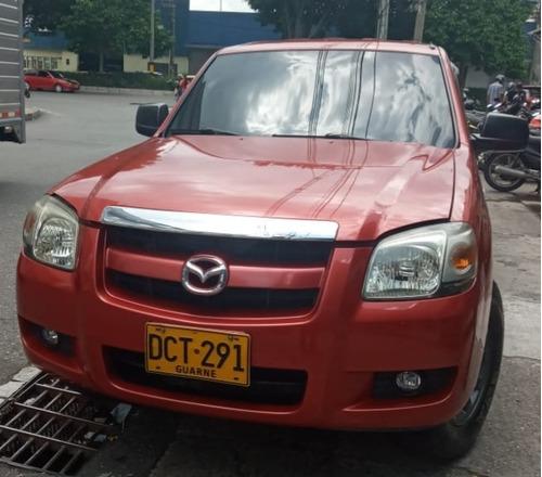 Mazda Bt-50 2.5cc 4x2 Mt 2011