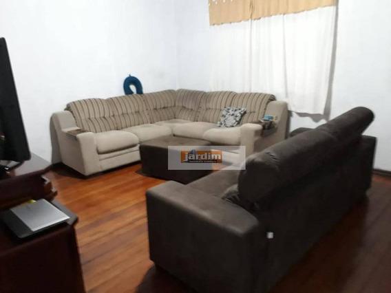 Casa Com 4 Dormitórios À Venda, 150 M² - Vila Baeta Neves - São Bernardo Do Campo/sp - Ca1049