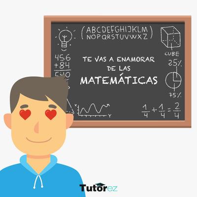 Tutorías De Matemáticas A Domicilio