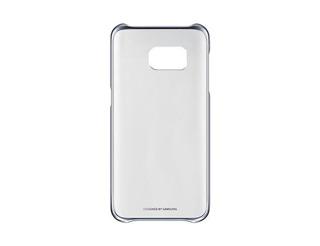 Capa Samsung Clear Cover Preta Original Samsung