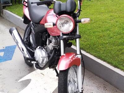Honda Cg 150 Fan Esir Rua