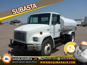 Camion Pipa De Agua Freightliner 2004 2,000gl,camiones,pipas