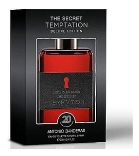 Perfume Hombre The Secret Temptation Antonio Banderas 200ml
