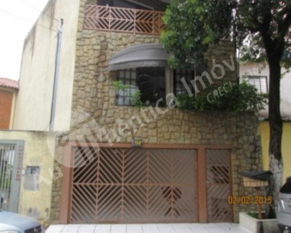 Casa A Venda No Santo Antônio, Osasco - Ca00242 - 33822380