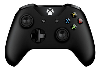 Control joystick Microsoft Xbox One black