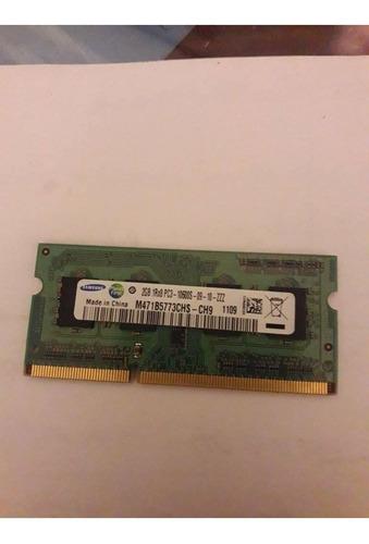 Memoria Ram Ddr3 2gb Samsung Precio Charlable