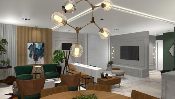 Apartamento Com 3 Dormitórios À Venda, 175 M² Por R$ 1.200.000 - Victor Konder - Blumenau/sc - Ap2782