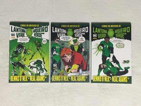 Lendas Universo Dc Lanterna Verde/arqueiro Verde 1 A 3