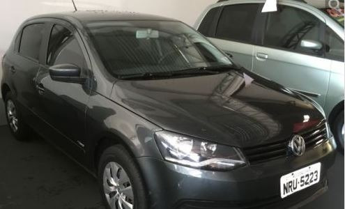 Volkswagen Gol 1.0 Ecomotion Total Flex 3p
