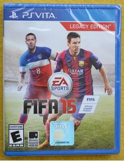 Fifa 15 Ps Vita Play Magic