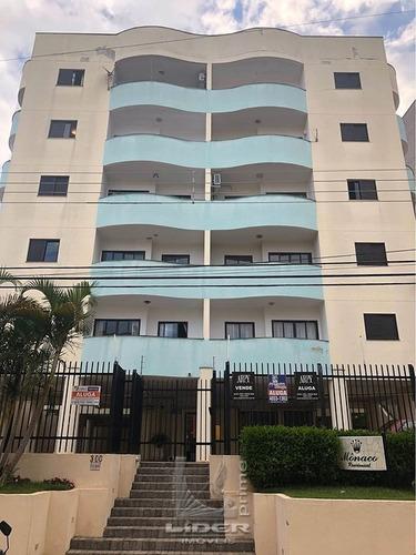 Apartamento Edifício Mônaco Bragança Paulista - Ap0379-1