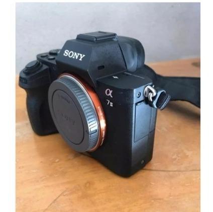 Kit Câmera Sony Câmera Sony Alpha A7 Ii + Lente