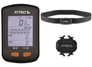 Ciclo Atrio Gps Sensores Cadencia Cinta Cardiaca
