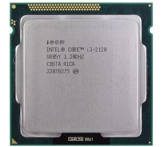 Processador I3 2100 Intel Lga 1155 Oem (sem O Cooler)