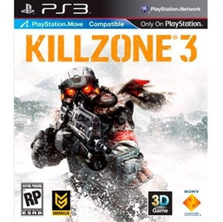 Juego Playstation 3 Killzone 3 Ps3 Multiplayer / Makkax