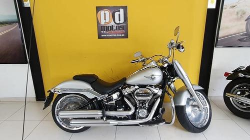 Harley Davidson Fat Boy 107 - 2019 - Equipada