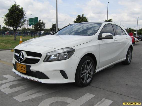 Mercedes Benz Clase A Full Equipo