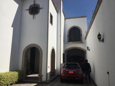Casa En Renta En Col. Del Valle