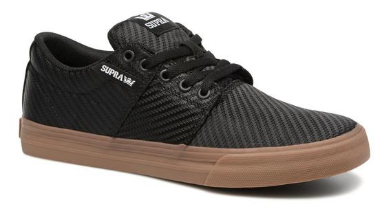 Supra Footwear - Stacks Vulc2 Woven 25-26.28mx / Tenis Skate